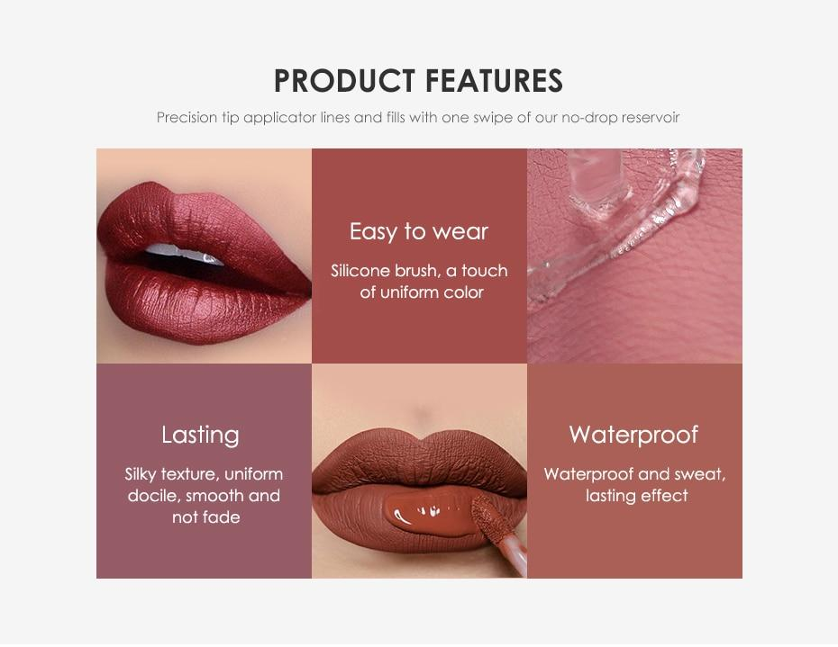 Lip Glaze Make Up