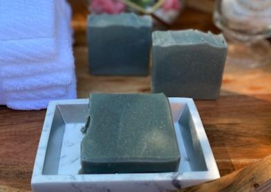 Berry Clean Men's Clay & Shea butter Soap