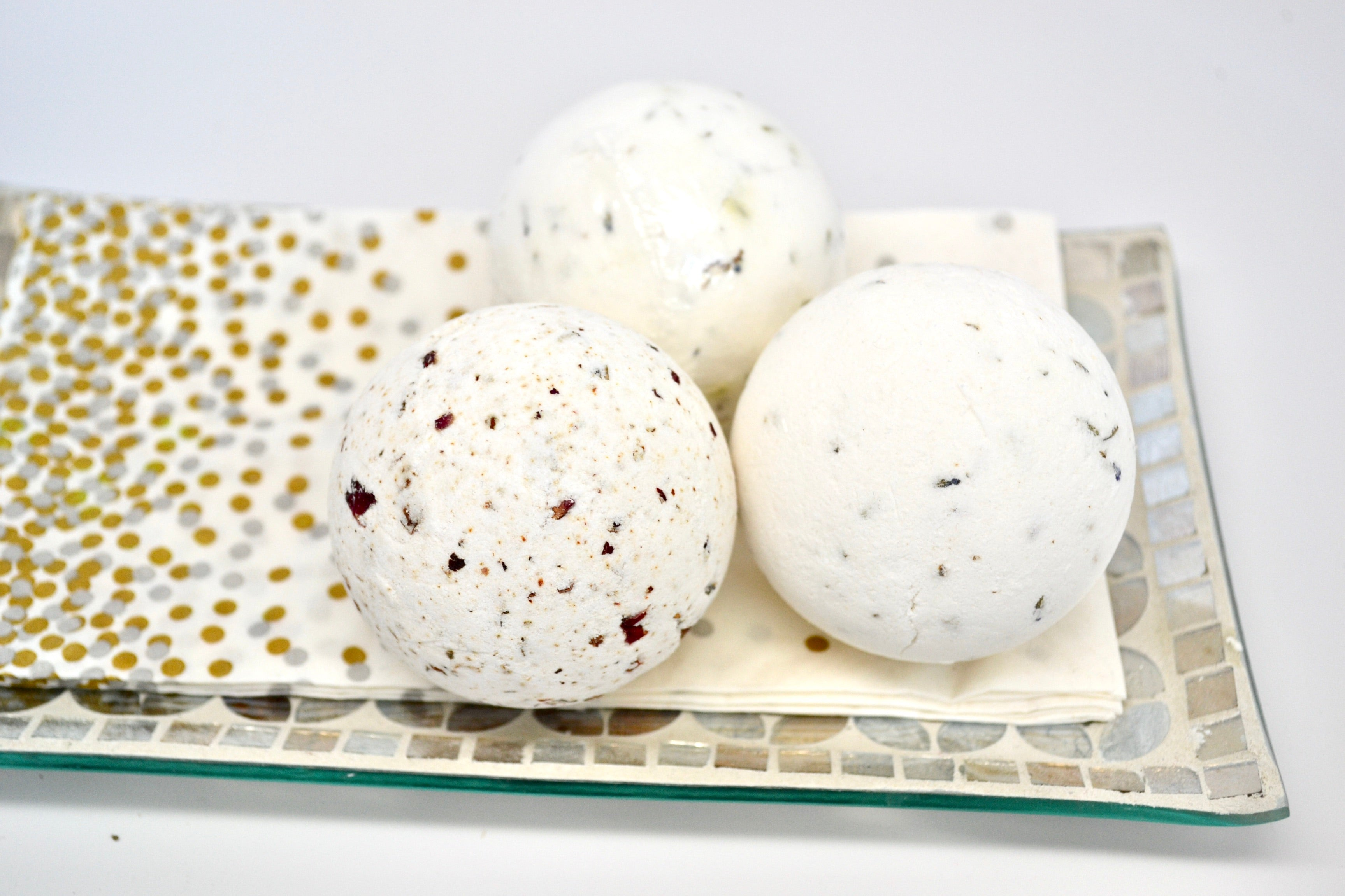 3 Pack Spiritual Bath Escapes (Bath Bombs)