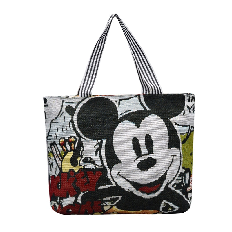 Disney Mickey Mouse Large Capacity Bag