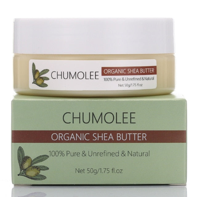 Dimollaure 100g Natural Organic Unrefined Shea Butter Nourishing Skin Care Cosmetics Base oil