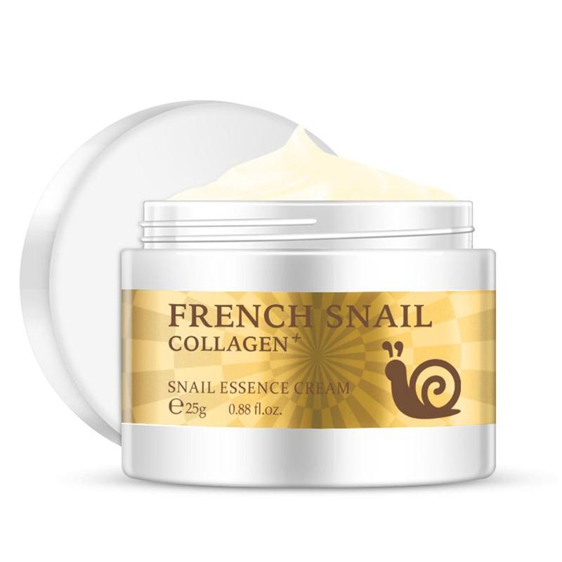 French Snail Face Cream Serum
