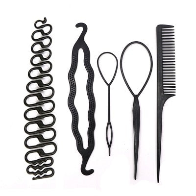 Hair Accessories Styling Kit