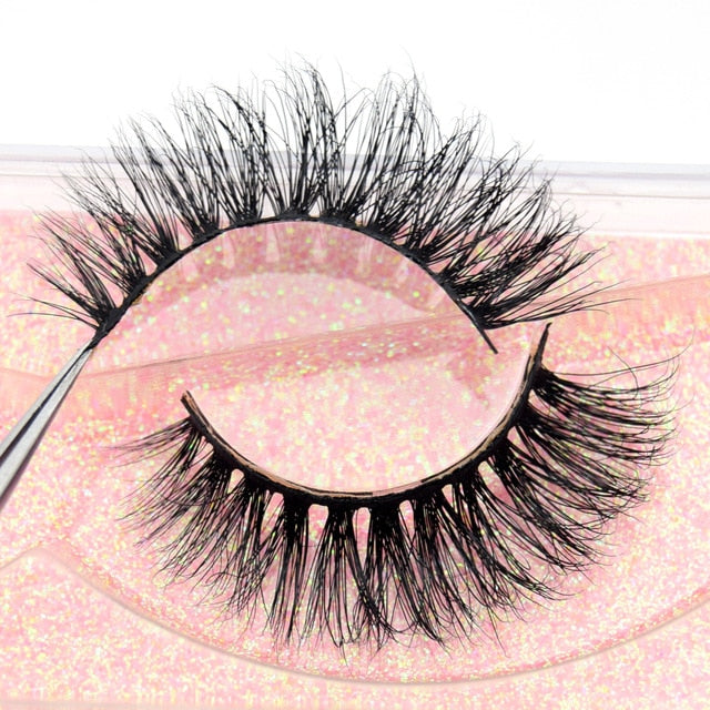 Visofree Mink Lashes 3D Mink Natural