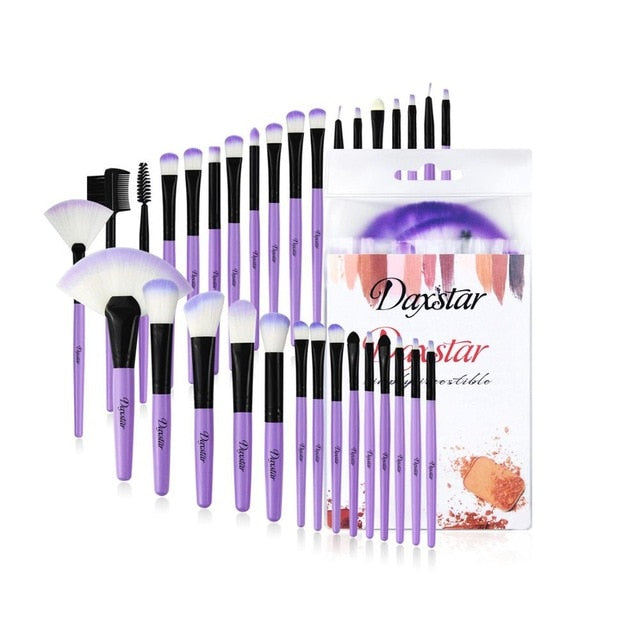 32Pcs/Set Makeup Brush Kit