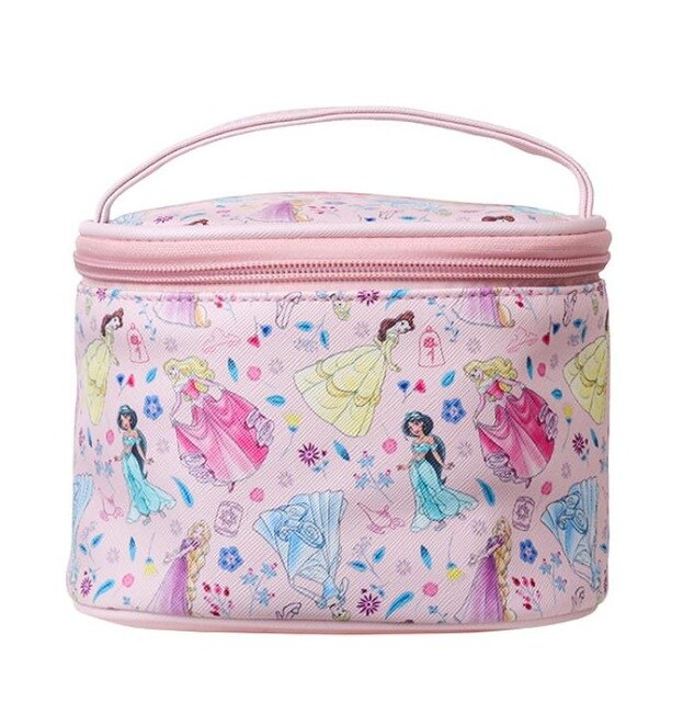 Disney Minnie PU Leather Classic Cosmetic Storage