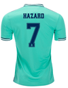 Eden Hazard Real Madrid Men's Jersey 19-20