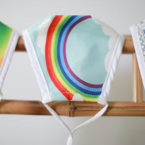 Rainbow - Reusable Face Mask (Adults and Children)