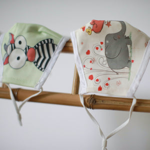Love Elephants - Reusable Face Mask (Adults)