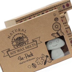 Dark Patchouli - Box of 6 Soy Wax Melts