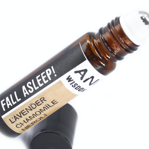 Fall Asleep! Essential Oil Blend Roll On Blend