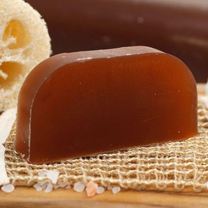 Ginger Solid Shampoo Bar - Argan Oil Base