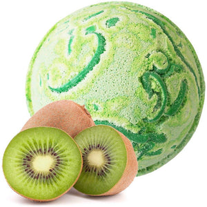 Kiwi Fruit Tropical Paradise Bath Bomb