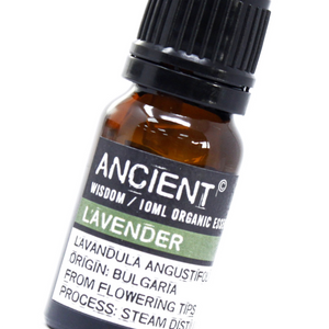 Lavender Organic Essential Oil 10ml