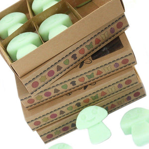 Liquorice - Box of 6 Wax Melts