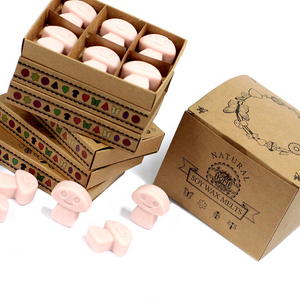 Old Ginger - Box of 6 Wax Melts