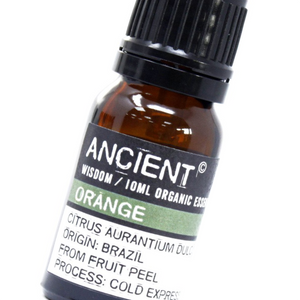 Orange Organic essential Oil 10ml