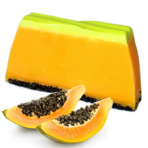 Papaya Tropical Paradise Soap
