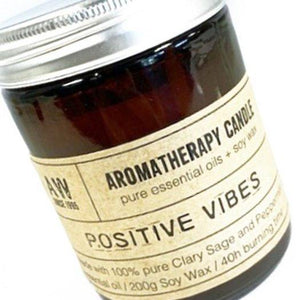Positive Vibes - Aromatherapy Soy Candle