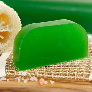 Thyme & Mint Solid Shampoo Bar - Argan Base