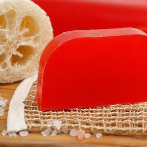 Ylang Ylang & Orange Solid Shampoo Bar - Argan Base Oil