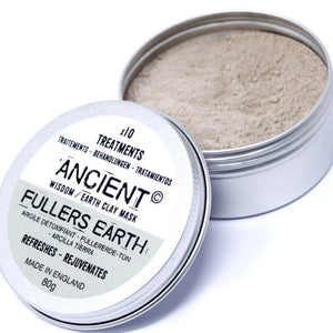 Fuller Earth Clay Face Mask 50g