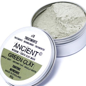 Green Clay Face Mask 50g