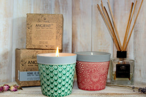 Fruit Fragranced Soy Ceramic Candle Missy Moo