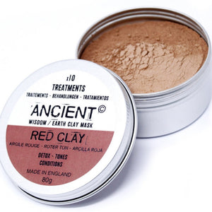 Red Clay Face Mask 50g