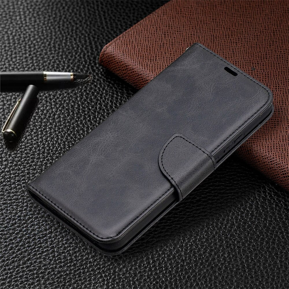 iPhone 11 Pro Max Case - Wallet - Black