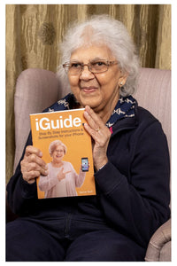 iPhone Guide for Grandparents with Step By Step Instructions & Screenshots