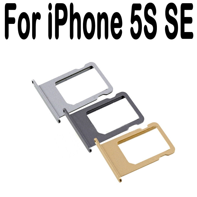 Sim Tray for iPhone SE