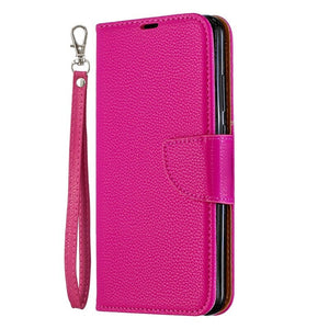 iPhone XR Case - Wallet - Pink