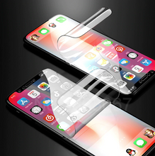 Load image into Gallery viewer, Hydrogel Screen Protector - iPhone XS Max
