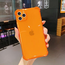 Load image into Gallery viewer, iPhone 7/ 8/ SE 2020 Soft - Fluorescent Orange