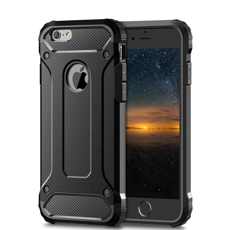 iPhone 11 Pro Max Case - Black - Armour Tough