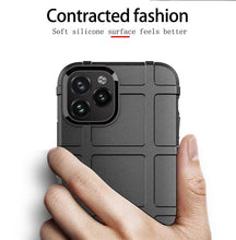 Load image into Gallery viewer, iPhone X/ XS Case - Rugged Shield - Black