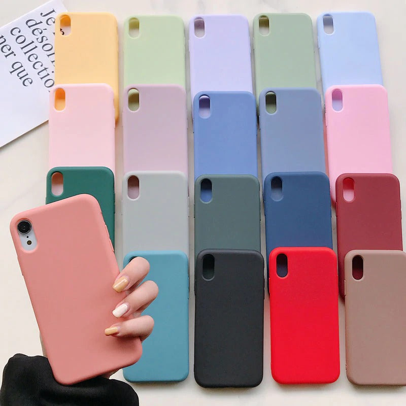 iPhone 12/ 12 Pro Clear Soft Case