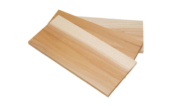 Cedar Wood Grill Planks Set of 3 (24146)