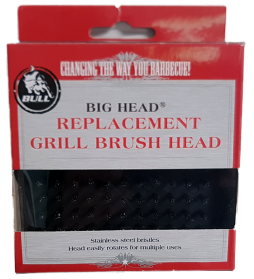 Big Head® Grill Brush Replacement Head (24235)