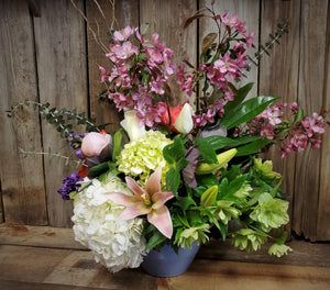 Custom Premium Flower Arrangement