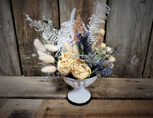 Dried Flower Arrangment (Neutral Colors)