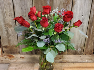 Rose Bouquet, Standard Dozen