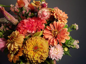 Monthly Flower Bouquet Subscription