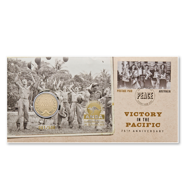 2020 Victory in the Pacific Anniversary PNC