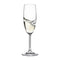 "COPA RONA GALA Art. No. 2570 175 Champagne Flute15  175ml 6oz H216mm 8½"""" D 72mm 2 ¼"""
