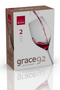"RONA COPA	GRACE	Art. No. 6835 920  Bordeaux  920ml 31¼oz  H280mm 11"" D105mm 4¼"""