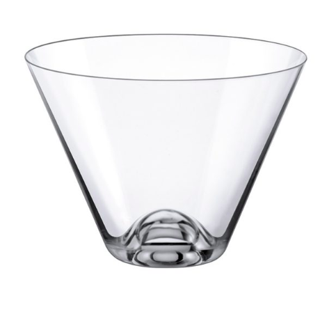 "RONA VASO 	DRINK MASTER	Art. No. 4221 460  #3   460ml 15½oz  H112mm 4½"" D87mm 3½"""