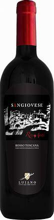 LUIANO SANGIOVESSE TOSCANA RED*