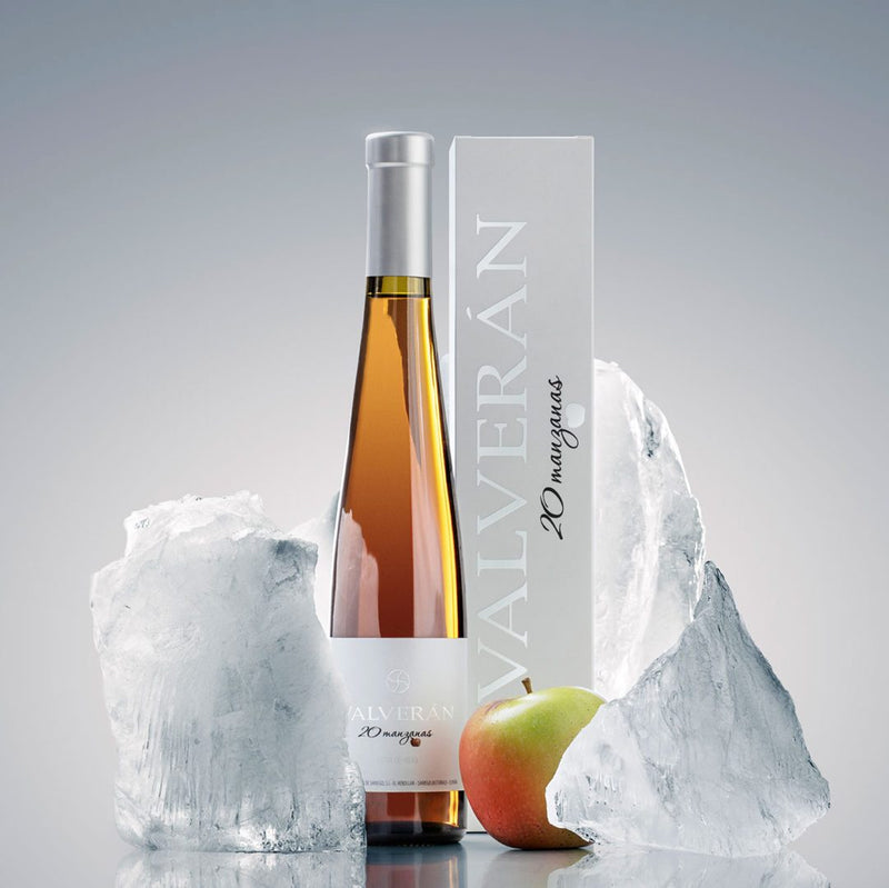 VALVERAN Sidra de Hielo 375 ml. 10% Alc.by Vol.